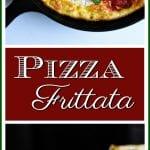 Pizza Frittata
