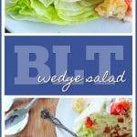 BLT Wedge Salad