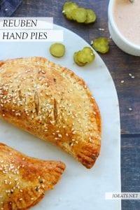 Reuben Hand Pies