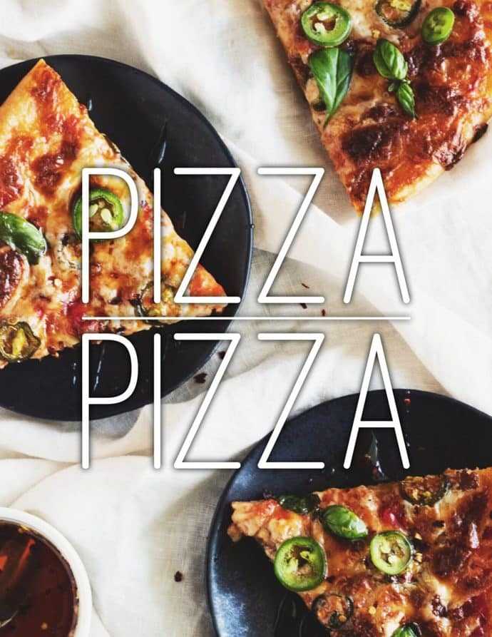 Sweet and Spicy Skillet Pizza