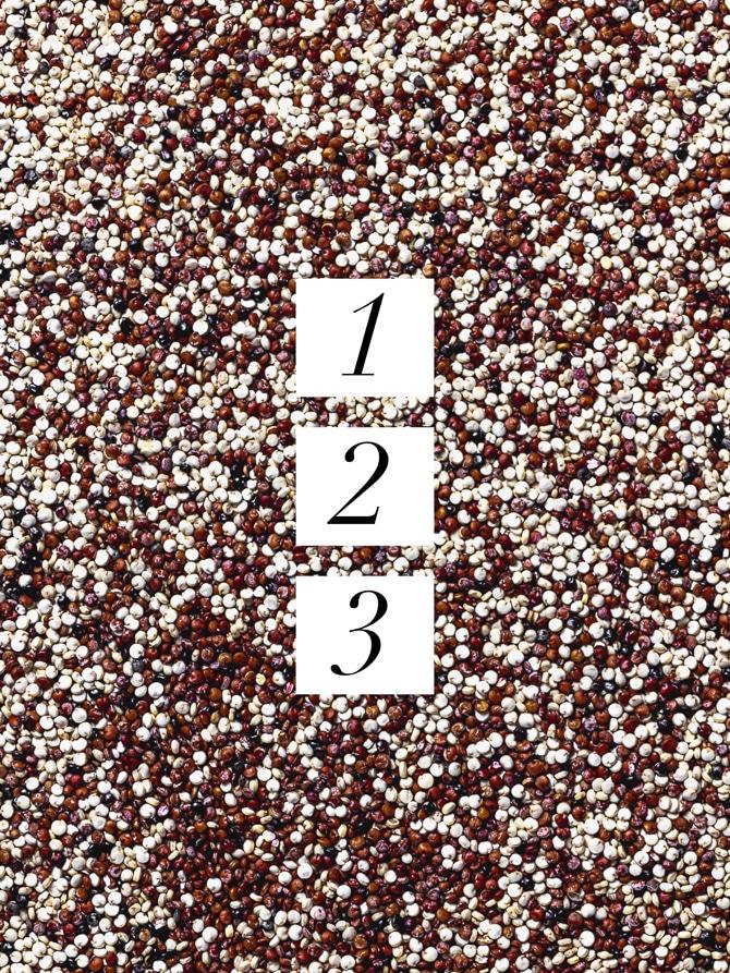 Three Ways to Cook Quinoa