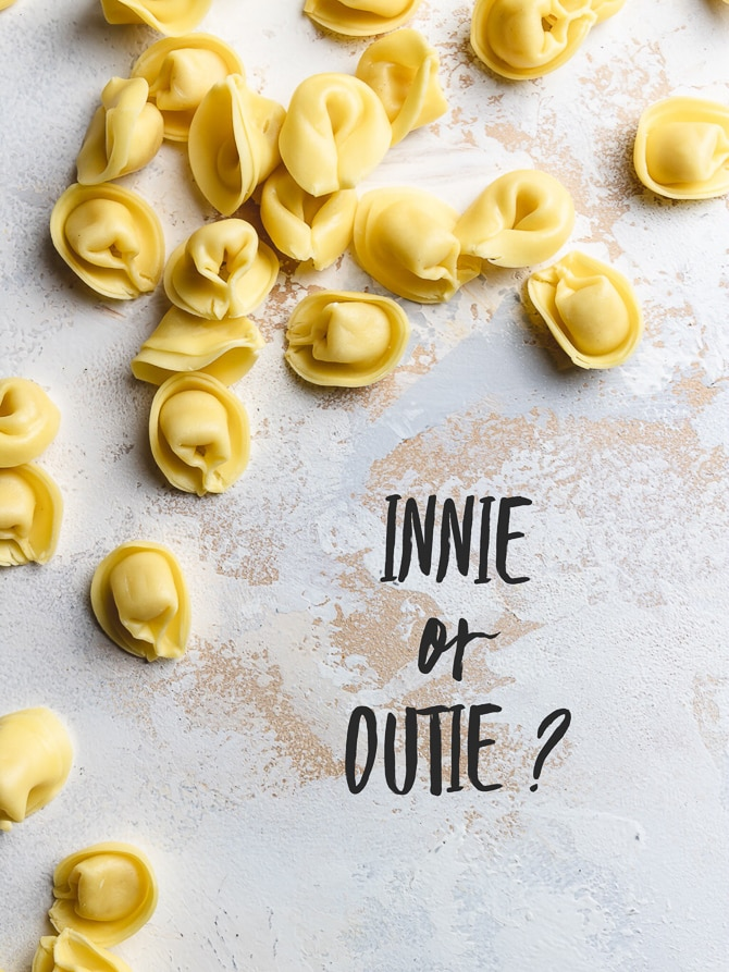 One Pan Brown Butter Corn Tortellini