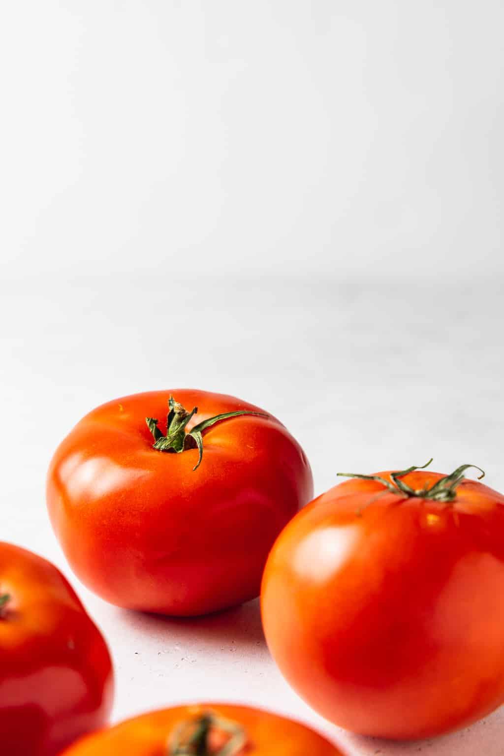 vine ripened beefsteak tomatoes
