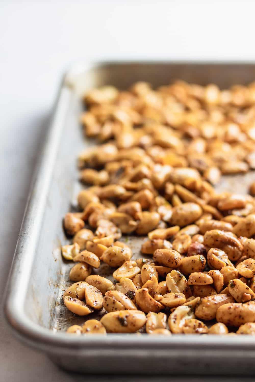 roasted chili lime peanuts
